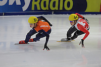 SHORT TRACK: DORDRECHT: Sportboulevard, 12-14-02-2016, ISU World Cup Short Track Final 2015/2016, ©photo Martin de Jong