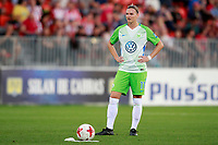 VfL Wolfsburg's Alexandra Popp during UEFA Womens Champions League 2017/2018, 1/16 Final, 1st match. October 4,2017. (ALTERPHOTOS/Acero) /NortePhoto.com /NortePhoto.com