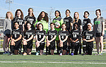 4-21-16, Huron High School girl's junior varsity soccer team