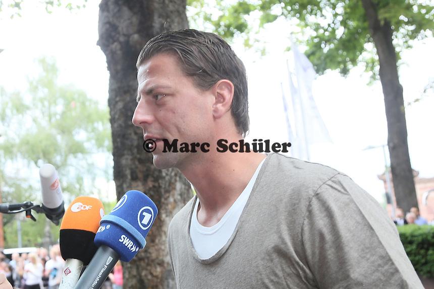 Roman Weidenfeller (D) - Teamankunft Nationalmannschaft in Mainz