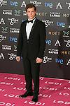 Alvaro Cervantes attend the 2015 Goya Awards at Auditorium Hotel, Madrid,  Spain. February 07, 2015.(ALTERPHOTOS/)Carlos Dafonte)