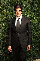 NEW YORK, NY - NOVEMBER 6: David Copperfield at the 14th Annual CFDA Vogue Fashion Fund Gala at Weylin in Brooklyn, New York City on November 6, 2017. <br /> CAP/MPI/JP<br /> &copy;JP/MPI/Capital Pictures