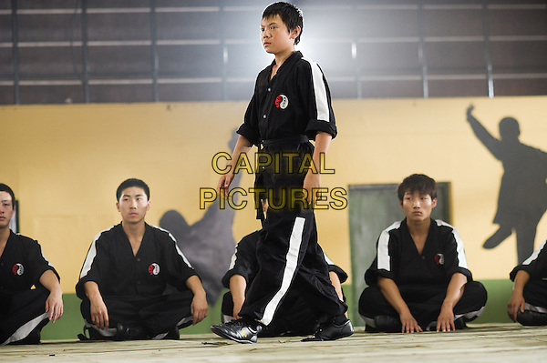 WANG ZHEN WEI.in The Karate Kid (2010).*Filmstill - Editorial Use Only*.CAP/FB.Supplied by Capital Pictures.