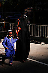 27th annual Muslim Day Parade in New York, United States. 09/23/2012. Photo by Kena Betancur/VIEWpress.