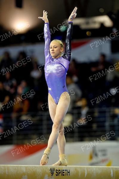 6.4.11 European Gymnastics Championships Berlin. Womens Qualifications..Photos by Alan Edwards©