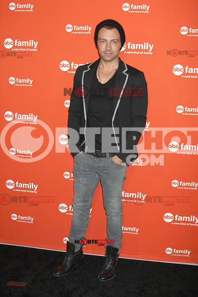 Joey Lawrence at the ABC Family West Coast Upfronts party at The Sayers Club on May 1, 2012 in Hollywood, California. © mpi26/MediaPunch Inc.