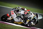 doha. qatar. 22.03.2014. qatar grand prix. qualifing classification from moto2. mika kallio