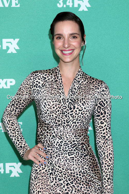 """LOS ANGELES - FEB 27:  Carla Baratta at the """"Dave"""" Premiere Screening from FXX at the DGA Theater on February 27, 2020 in Los Angeles, CA"""