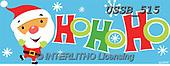 Sarah, CHRISTMAS SANTA, SNOWMAN, WEIHNACHTSMÄNNER, SCHNEEMÄNNER, PAPÁ NOEL, MUÑECOS DE NIEVE, paintings+++++SantaHO-HO-HO-13-A-1,USSB515,#X#