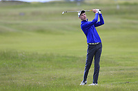 Sean Doyle (The Island) during the 2nd round of the East of Ireland championship, Co Louth Golf Club, Baltray, Co Louth, Ireland. 03/06/2017<br /> Picture: Golffile | Fran Caffrey<br /> <br /> <br /> All photo usage must carry mandatory copyright credit (&copy; Golffile | Fran Caffrey)