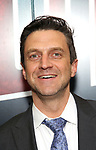Raul Esparza attends the Broadway Opening Night performance of 'Bandstand' at the Bernard B. Jacobs Theatre on 4/26/2017 in New York City.