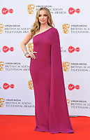 Jodie Comer at the British Academy (BAFTA) Television Awards 2019, Royal Festival Hall, Southbank Centre, Belvedere Road, London, England, UK, on Sunday 12th May 2019.<br /> CAP/CAN<br /> ©CAN/Capital Pictures