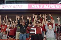 NWA Democrat-Gazette/BEN GOFF @NWABENGOFF<br /> Arkansas men's basketball Red-White game on Sunday Oct. 23, 2016 at Bud Walton Arena in Fayetteiville.