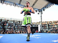 "CARSON, CA- APRIL 20:  Danny Garcia in his fight with Adrian Granados during the Fox Sports ""PBC on Fox"" Fight Night at Dignity Health Sports Park on April 20, 2019 in Carson, California. (Photo by Frank Micelotta/Fox Sports/PictureGroup)"