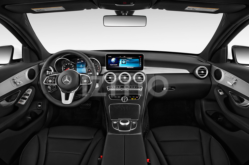 2020 Mercedes Benz C Class C300 4 Door Sedan