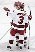Liza Ryabkina (Harvard - 3), ? - The Harvard University Crimson defeated the Northeastern University Huskies 1-0 to win the 2010 Beanpot on Tuesday, February 9, 2010, at the Bright Hockey Center in Cambridge, Massachusetts.