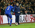 England's Aidy Boothroyd looks on during the Under 21 International Friendly match at the St Mary's Stadium, Southampton. Picture date November 10th, 2016 Pic David Klein/Sportimage