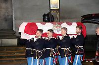 Prince Henrik of Denmark 021618