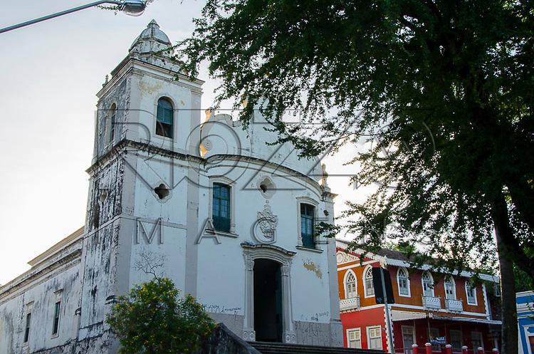Igreja de São Pedro Apóstolo - Bairro Carmo, construção da segunda metade do século XVIII, Olinda - PE, 12/2012.