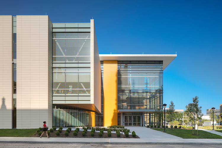Cleveland State University Center for Innovation in Medical Professions   Pelli Clarke Pelli