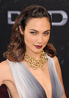 WWW.BLUESTAR-IMAGES.COM Actress Gal Gadot  arrives at the 'Fast & The Furious 6' - Los Angeles Premiere at Gibson Amphitheatre on May 21, 2013 in Universal City, California..Photo: BlueStar Images/OIC jbm1005  +44 (0)208 445 8588 /©NortePhoto/nortephoto@gmail.com<br />
