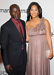Djimon Honsou & Kimore Lee Simmons at The Clive Davis / Recording Academy Annual Pre- Grammy Party held at The Beverly Hilton Hotel in Beverly Hills, California on February 07,2009                                                                     Copyright 2009 Debbie VanStory/RockinExposures