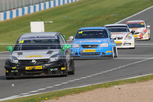 James Nash - 888 Racing with Collins Contractors Vauxhall Vectra