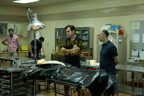 SCENE<br /> in White Collar (2009&ndash;2014) <br /> (Season 6)<br /> *Filmstill - Editorial Use Only*<br /> CAP/FB<br /> Image supplied by Capital Pictures