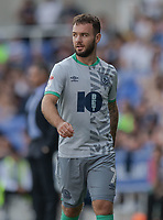 Blackburn Rovers' Adam Armstrong <br /> <br /> Photographer David Horton/CameraSport<br /> <br /> The EFL Sky Bet Championship - Reading v Blackburn Rovers - Saturday 21st September 2019 - Madejski Stadium - Reading<br /> <br /> World Copyright © 2019 CameraSport. All rights reserved. 43 Linden Ave. Countesthorpe. Leicester. England. LE8 5PG - Tel: +44 (0) 116 277 4147 - admin@camerasport.com - www.camerasport.com
