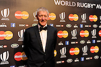 John Jeffrey, World Rugby Council Member at the World Rugby Awards 2015  - 01/11/2015 - Battersea Evolution, London<br /> Mandatory Credit: Rob Munro/Stewart Communications