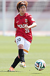 Chika Kato (Reds), <br /> MAY 4, 2014 - Football /Soccer : <br /> Plenus Nadeshiko League 2014 <br /> between Urawa Reds Ladies 1-3 Okayama Yunogo Belle <br /> at Saitama Urawa Komaba Stadium, Saitama, Japan. <br /> (Photo by AFLO SPORT) [1205]