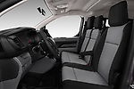 Front seat view of 2017 Toyota Proace-Verso Medium 5 Door Passenger Van Front Seat  car photos