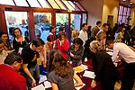 Congreso anual de la FAD (Fundación de Ayuda contra la Drogadicción). Entrega de Documentación.