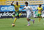 Bogotá- La Equidad derrotó 1 gol por  0 al Huila   en el partido correspondiente a la fecha 12 del Torneo Clausura 2014, desarrollado en el estadio Metropolitano de Techo, en la noche del 24 de septiembre.