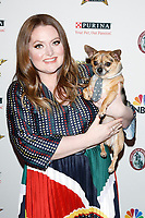 LOS ANGELES - FEB 29:  Lauren Ash at the Beverly Hills Dog Show Presented by Purina at the LA County Fairplex on February 29, 2020 in Pomona, CA