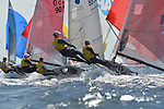 2013 - SAP 5O5 WORLDS - DAY 2 - BARBADOS