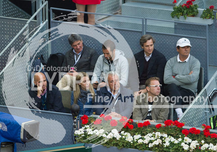 Rafael Nadal's family and relatives