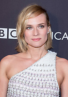Diane Kruger attends the BAFTA Los Angeles Awards Season Tea Party at Hotel Four Seasons in Beverly Hills, California, USA, on 06 January 2018. Photo: Hubert Boesl - NO WIRE SERVICE - Photo: Hubert Boesl/dpa /MediaPunch ***FOR USA ONLY***