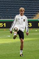 Stefan Kiesling (D)<br /> WM-Team des DFB trainiert in der Commerzbank Arena *** Local Caption *** Foto ist honorarpflichtig! zzgl. gesetzl. MwSt. Auf Anfrage in hoeherer Qualitaet/Aufloesung. Belegexemplar an: Marc Schueler, Alte Weinstrasse 1, 61352 Bad Homburg, Tel. +49 (0) 151 11 65 49 88, www.gameday-mediaservices.de. Email: marc.schueler@gameday-mediaservices.de, Bankverbindung: Volksbank Bergstrasse, Kto.: 151297, BLZ: 50960101