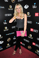 Naomi Isted at the Ultimate Boxxer III professional boxing tournament, indigO2 at The O2, Millennium Way, Greenwich, London, England, UK, on Friday 10th May 2019.<br /> CAP/CAN<br /> &copy;CAN/Capital Pictures