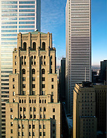 Canada, Ontario, Toronto, Canadian Imperial Bank of Commerce Building financial district
