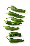 Green Chili Peppers