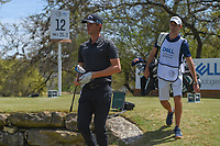 Thomas Pieters (BEL) departs the 12th tee during round 1 of the World Golf Championships, Dell Match Play, Austin Country Club, Austin, Texas. 3/21/2018.<br /> Picture: Golffile | Ken Murray<br /> <br /> <br /> All photo usage must carry mandatory copyright credit (&copy; Golffile | Ken Murray)
