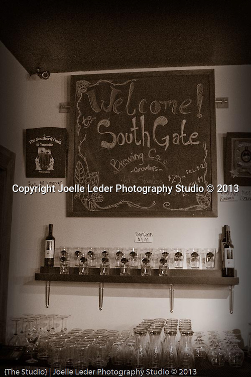 South Gate Brewing Company, Opening Weekend - May 19, 2013