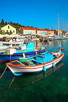 Fiskardo [ ???????? ] , Kefalonia; Greek Ionian Islands