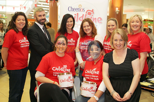 Breakfast Morning with Mumstown.ie in Conjunction with ISPCC, Childline and Cheerios...Picture Jenny Matthews/Newsfile.ie