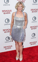 PACIFIC PALISADES, CA - JUNE 17: Melinda Page Hamilton attends the Lifetime original series 'Devious Maids' premiere party held at Bel-Air Bay Club on June 17, 2013 in Pacific Palisades, California. (Photo by Celebrity Monitor)