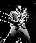 Clarence Clemons 1981
