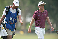 Marc Leishman (AUS) during the final round of the Australian PGA Championship, Royal Pines Resort Golf Course, Benowa, Queensland, Australia. 02/12/2018<br /> Picture: Golffile | Anthony Powter<br /> <br /> <br /> All photo usage must carry mandatory copyright credit (© Golffile | Anthony Powter)Cameron Smith (AUS)