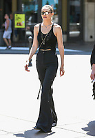 **ALL ROUND PICTURES FROM SOLARPIX.COM**<br /> **SOLARPIX RIGHTS - UK, AUSTRALIA, DENMARK, PORTUGAL, S. AFRICA, SPAIN &amp; DUBAI (U.A.E) &amp; ASIA (EXCLUDING JAPAN) ONLY**<br /> Caption:<br /> Model Gigi Hadid Sighted in Los Angeles <br /> <br /> **UK ONLINE USAGE FEE 1st PIC-&pound;40, 2nd PIC-&pound;20, THEN &pound;10 PER PIC INCLUDING VIDEO GRABS. - NO PRICE CAP - VIDEO &pound;50**<br /> JOB REF:20271      PHZ/STPR  DATE:11.07.17<br /> **MUST CREDIT SOLARPIX.COM AS CONDITION OF PUBLICATION**<br /> **CALL US ON: +34 952 811 768**